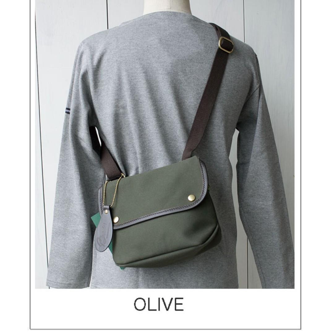英國製 Brady avon mini 小 肩背包 側背包 公事包 後背包 防水帆布 真皮 黑色 英國製 filson