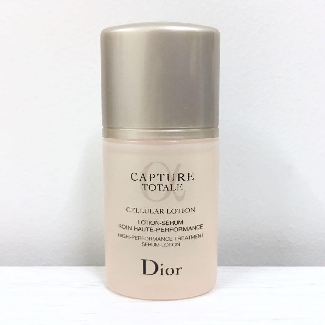 💯 Dior Capture Totale Cellular Lotion