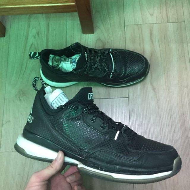 Adidas damian lillard 1 籃球鞋 us12.5