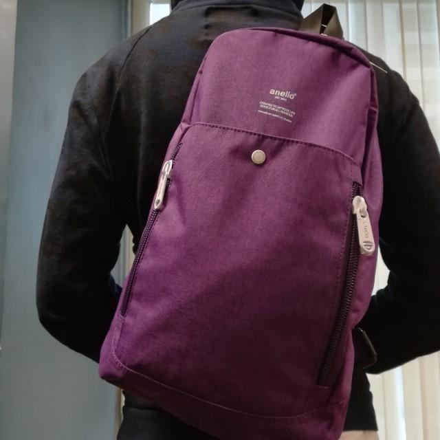 Anello Unisex Body Bag