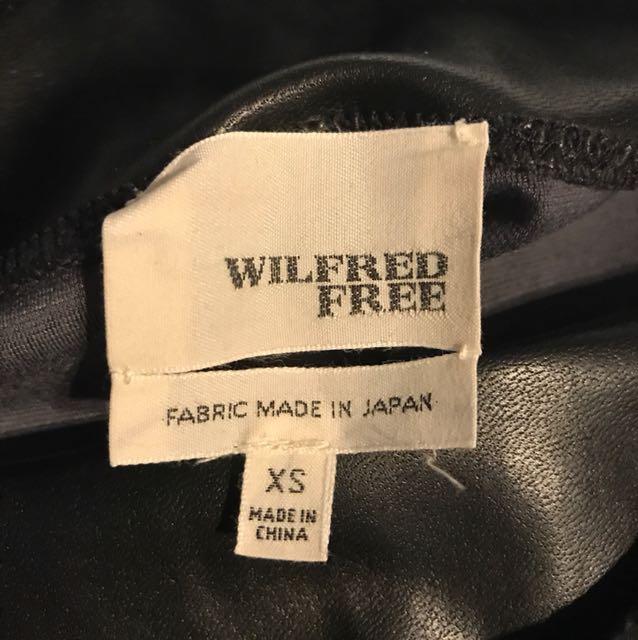 Aritzia Wilfred Free Daria leggings