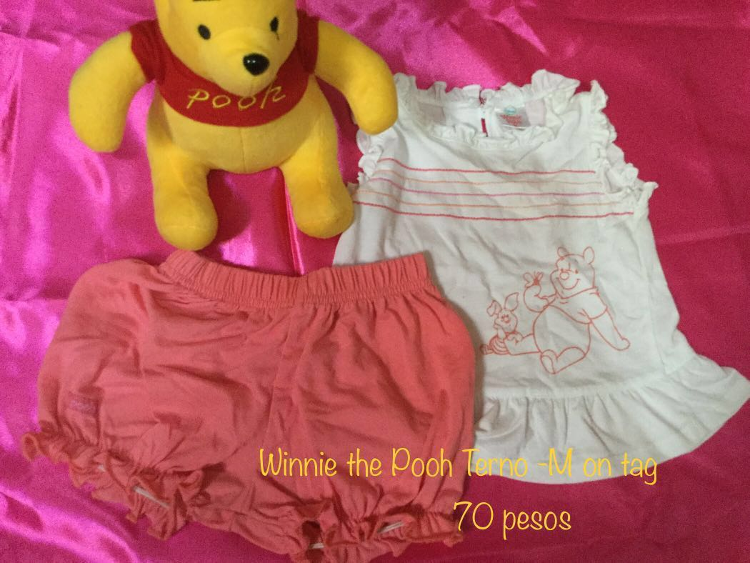 Baby Girls Preloved 0 to 12 mos
