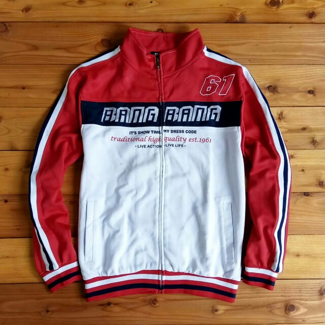 Bang bang Tracktop Jacket