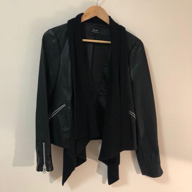 Bardot Leather Jacket