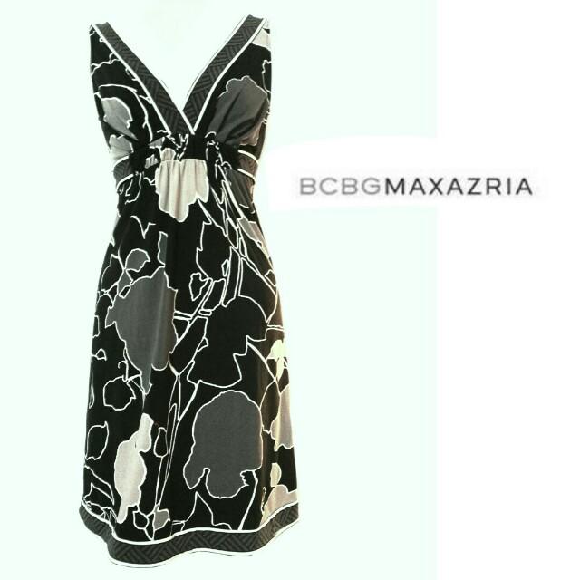 BCBGMAXAZRIA frock  size xs 6 8