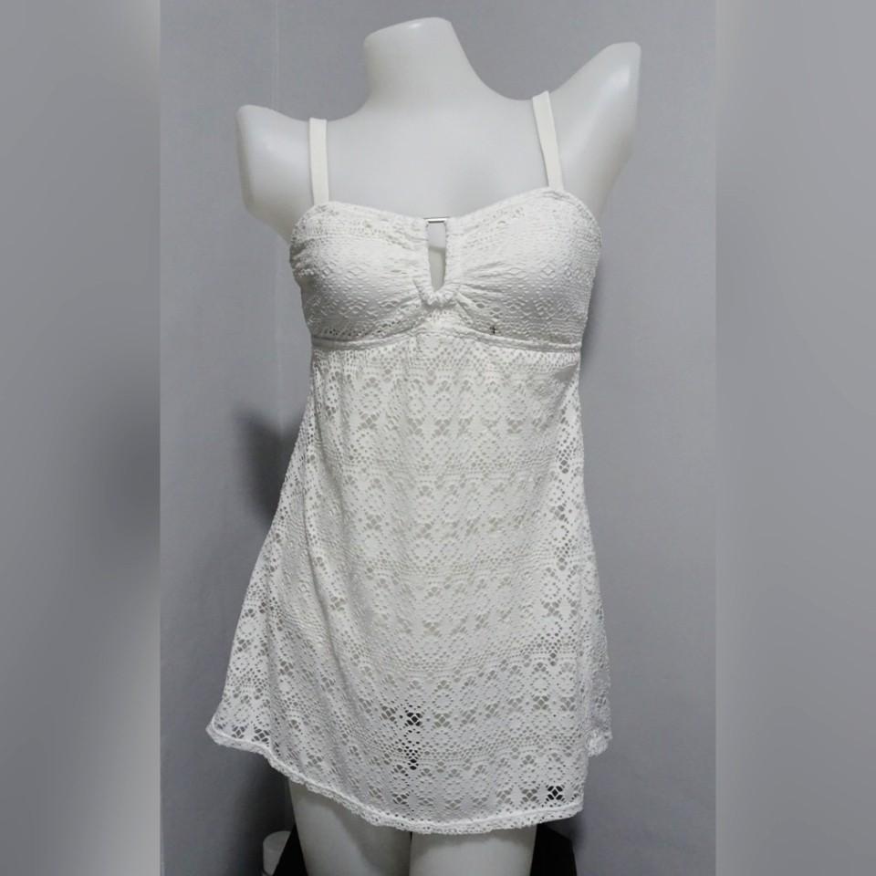 Beach dress w/ built-in 1pc Swinsuit (S007)