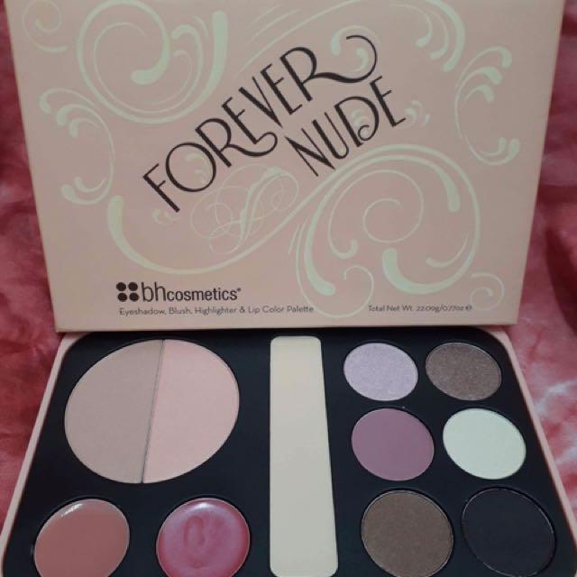 BH Cosmetics , Blush And Lipstick Palette