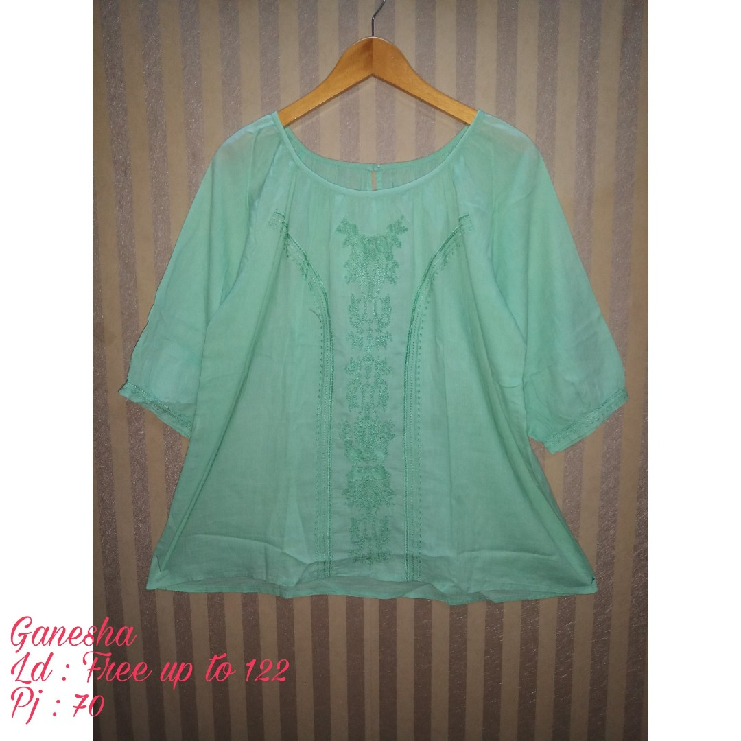Blouse by Ganesha