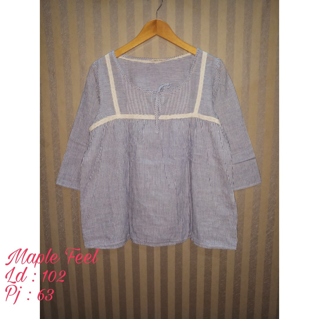 Blouse by Maole Feel