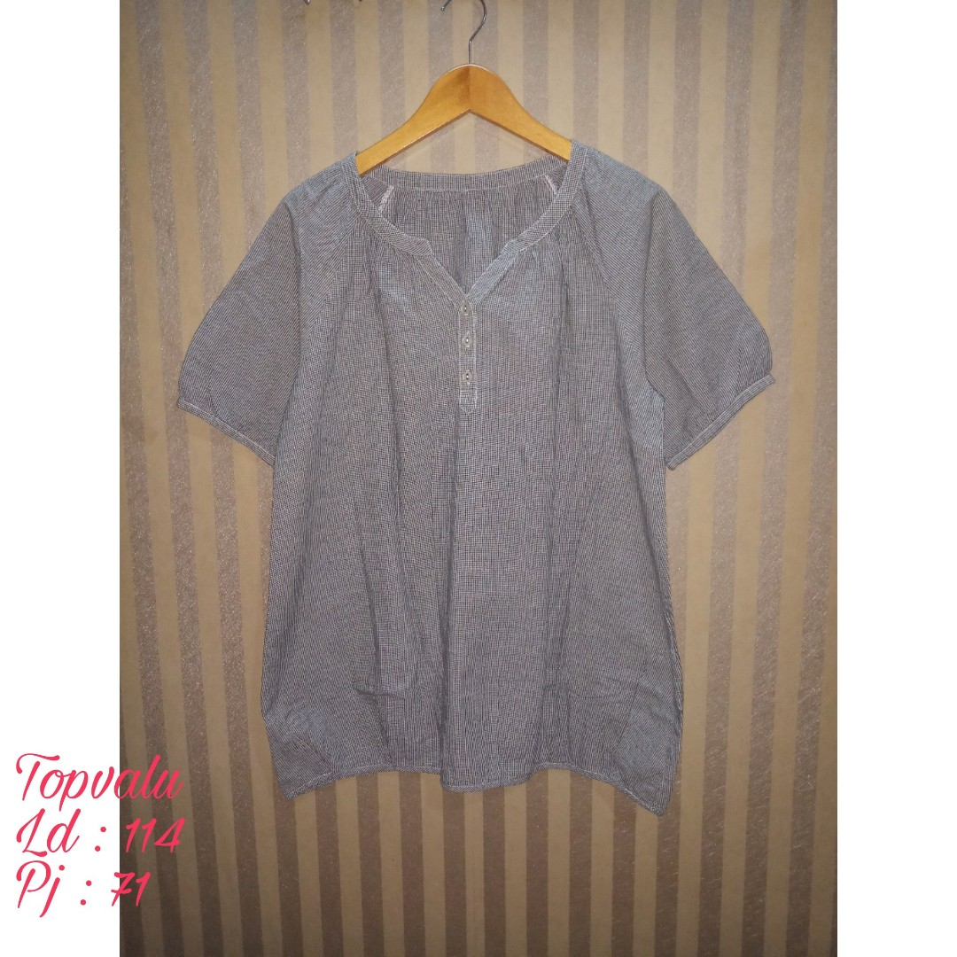 Blouse by Topvalu