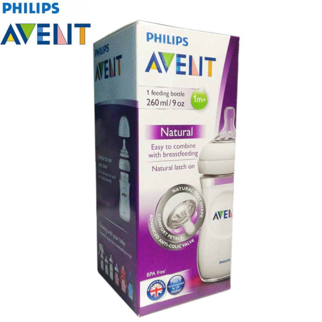 Philips Avent Scf671 13 Bottle Natural Glass 120ml 4oz Single Putih Scf 690 Botol Susu Bayi 125ml 260 Ml White Anak Perawatan