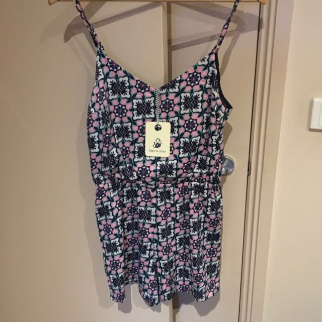 Brand New Playsuit