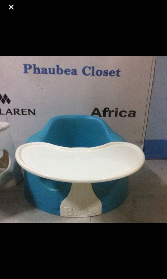 Bumbo Chair with Table