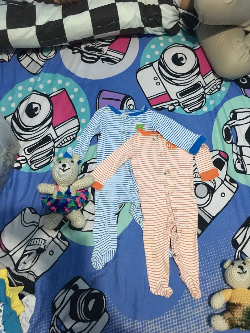 Carters overall bundle