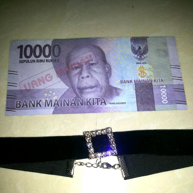 Chocker kalung black