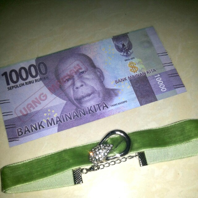 Chocker kalung green