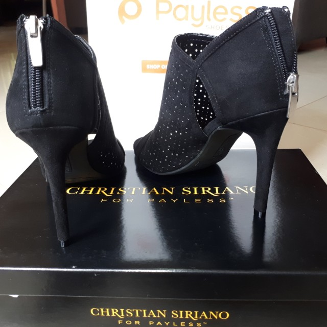 fe7778a21f4 Christian Siriano shoes Payless botique size 7 high heels