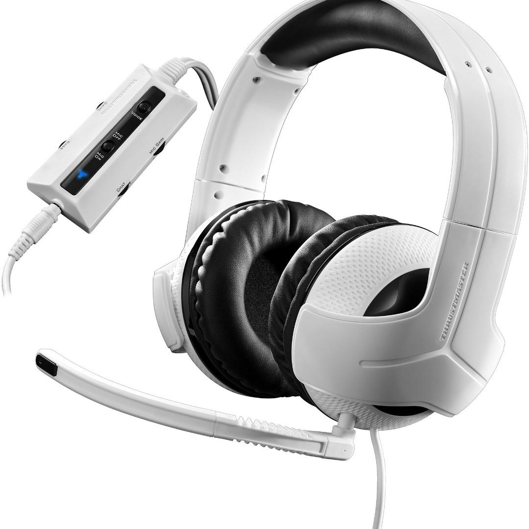Tempat Jual Clearance Thrustmaster Y 300cpx Universal Gaming Headset Nike Sepatu Basket Air Mavin Low Ii 830367 102 Putih Pc Ps4 Photo