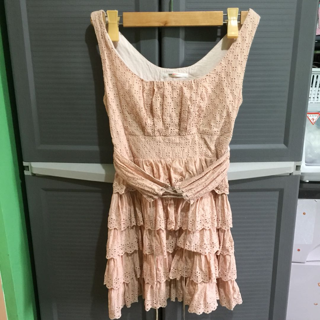 Coachealla dress