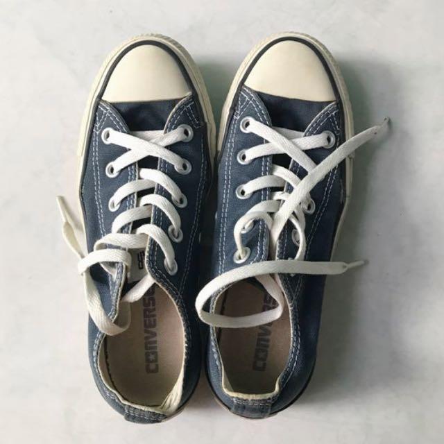 Converse All Stars Navy Blue