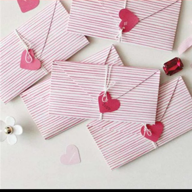 Creative Love Letter Design Craft Supplies Tools On