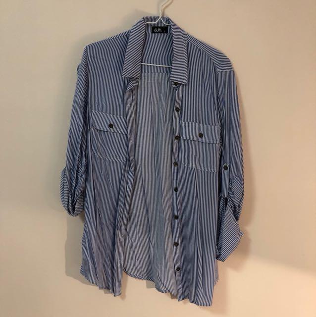 Dotti Striped Shirt