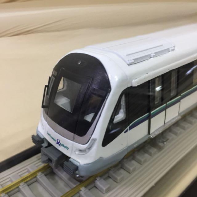 Downtown Line Train SMRT Model, Toys & Games, Others On