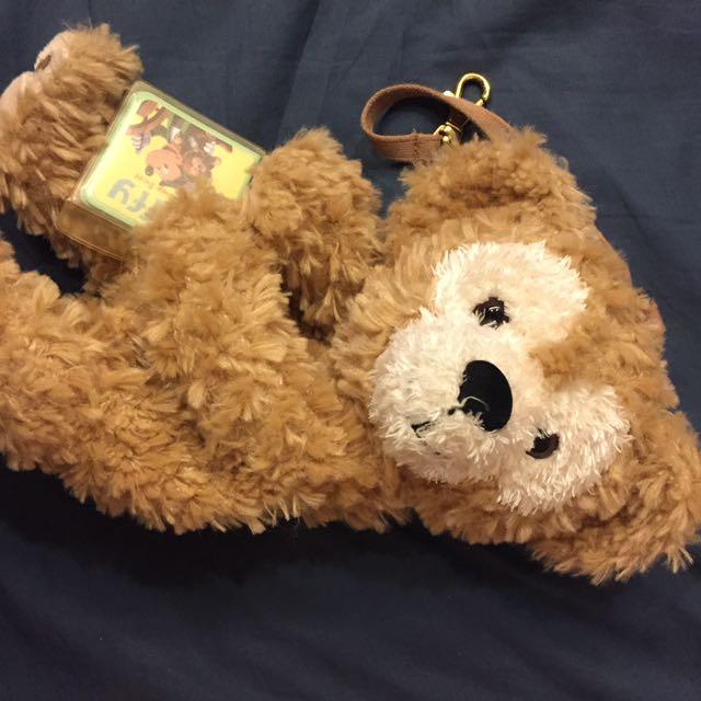出清囉~日本迪士尼購入Duffy 包包