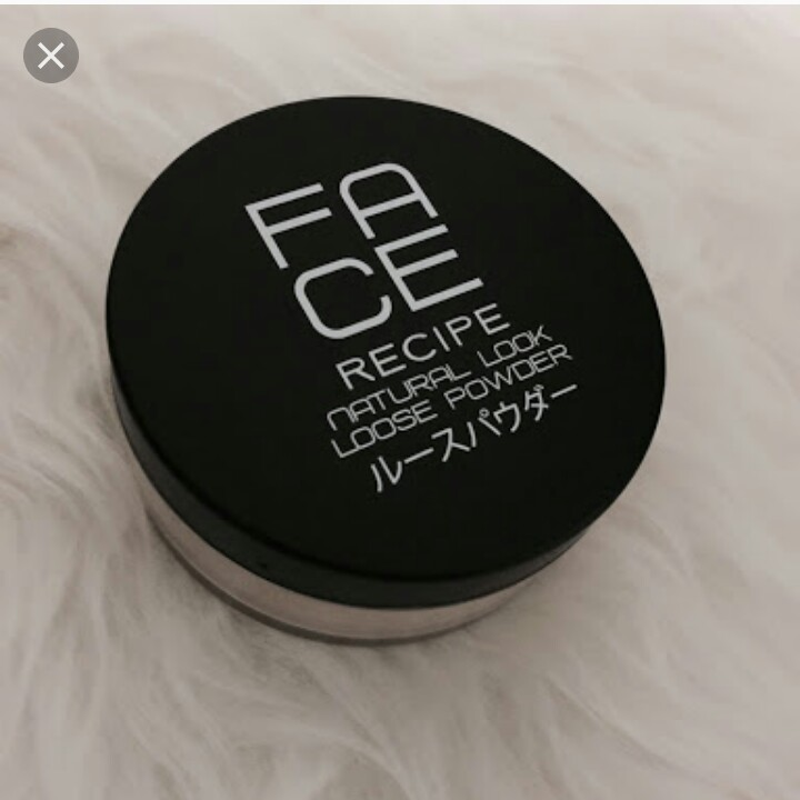 Face recipe loose powder no. 2