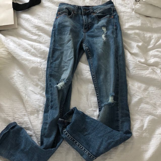 Forever new jeans size 4