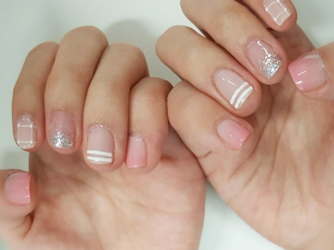 Gel Manicure gelish nail extensions@Woodlands, Lifestyle Services ...