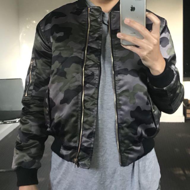 Glamorous camp jacket