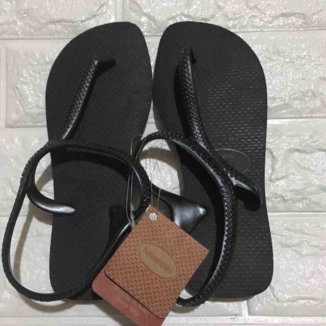 全新正品巴西哈瓦仕havaianas 夾腳拖鞋,純橡膠好穿,尺寸33-34