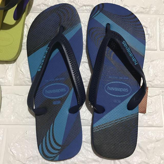 全新正品巴西哈瓦仕havaianas 夾腳拖鞋,純橡膠好穿,尺寸43-44
