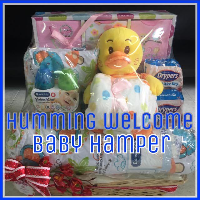 Humming Baby Hamper