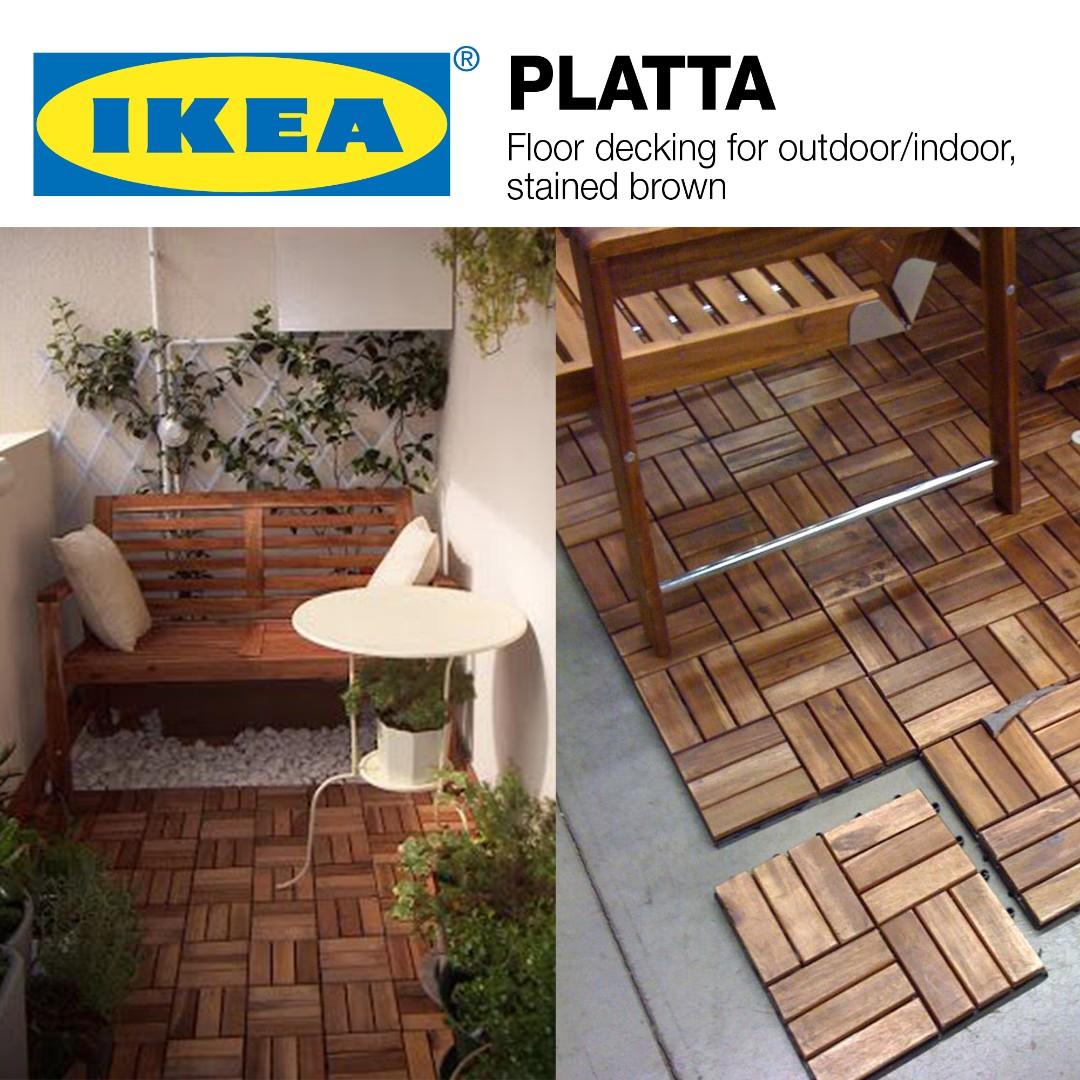 Ikea Platta Floor Decking Review - Carpet Vidalondon