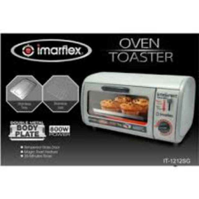 -IMARFLEX- IT 1212SG Oven Toaster