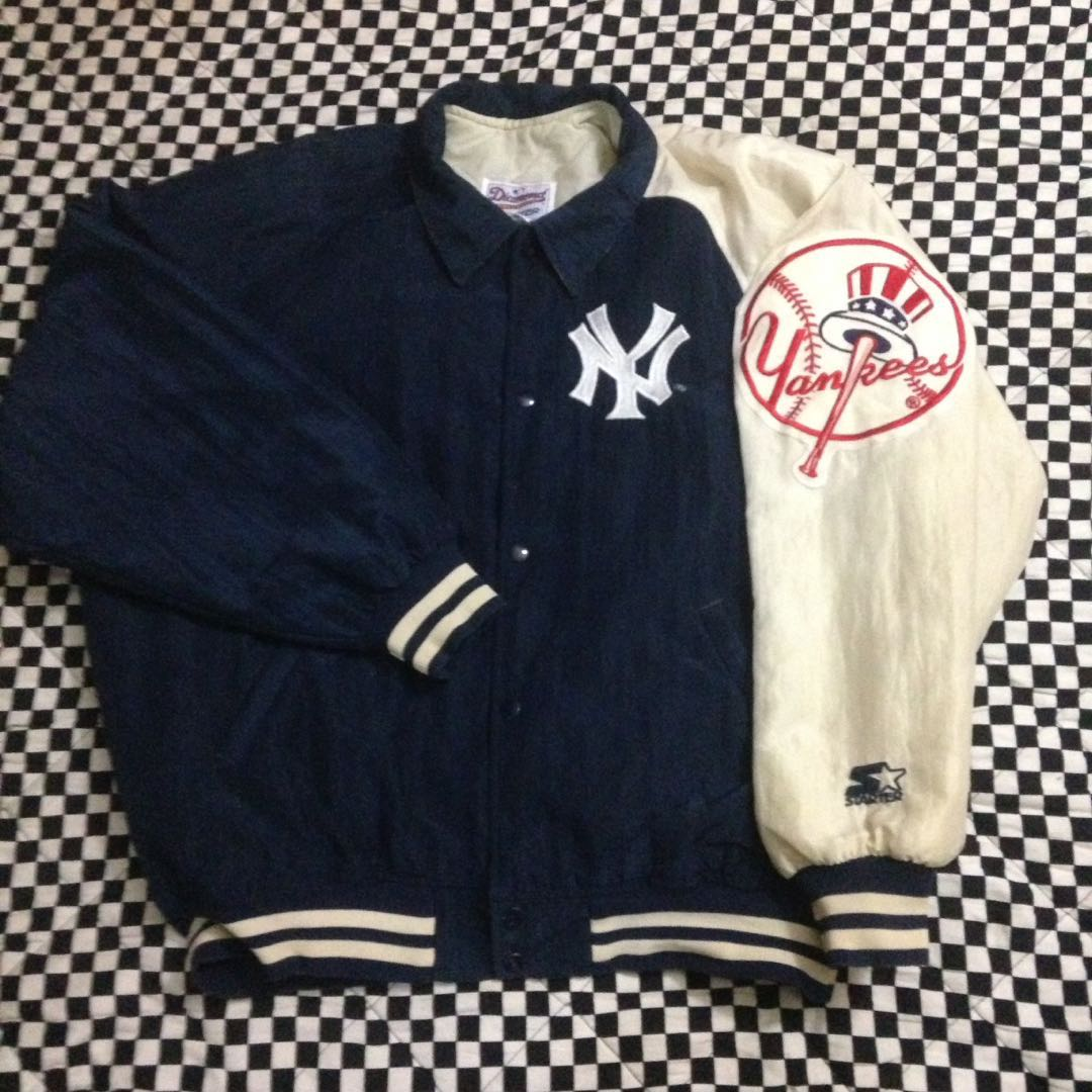 Jacket New York Yankees starter USA