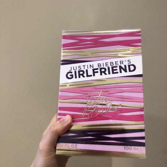 Justin Bieber Girlfriend perfume (100ml)