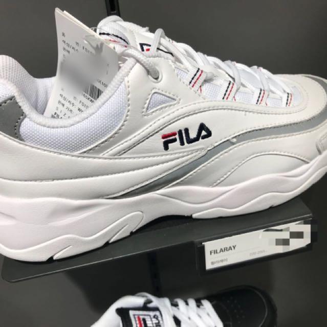 c5b40880b2e3 Korea Fila sport shoes