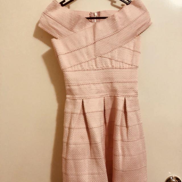 Korean dress size 6-8