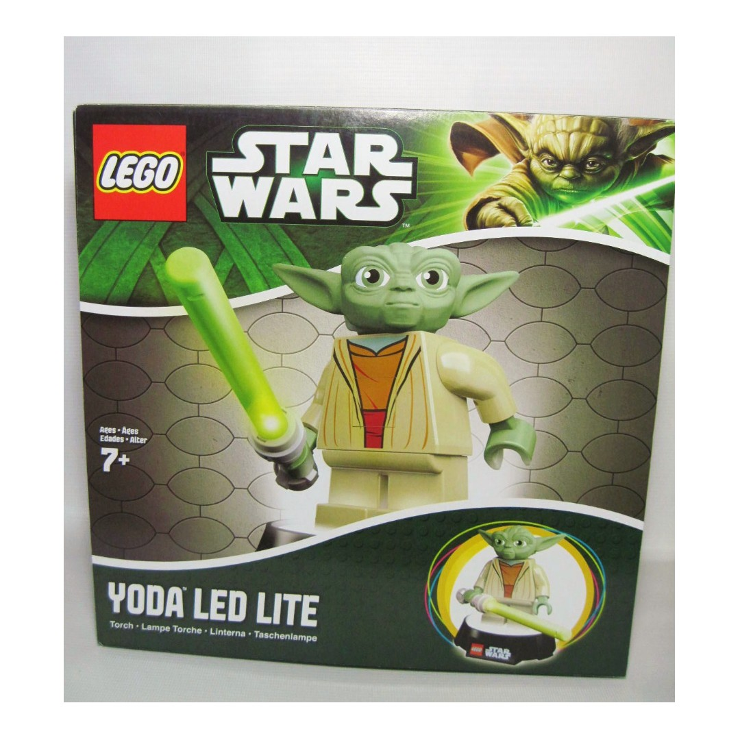 Torch Lite Lego Yoda Led Wars Lamp Carousell Star On DH29WEIY