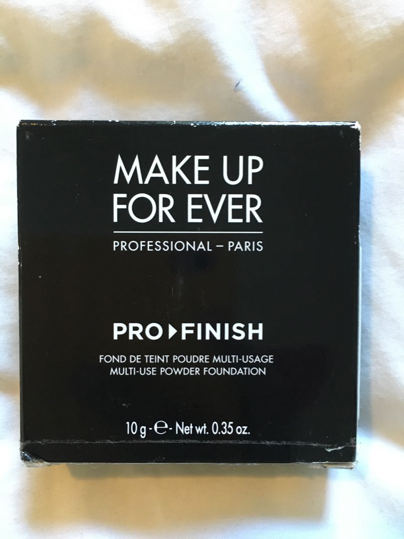 Makeup forever - PRO FINISH