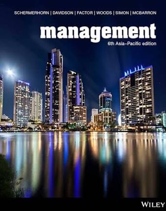 Management 6th Asia-Pacific Edition