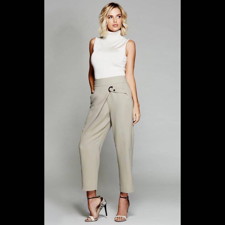Marciano culotte dress pants