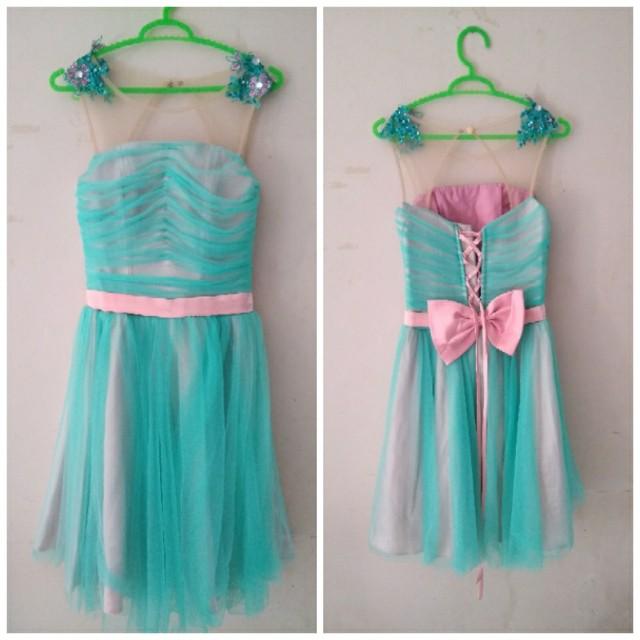 mini dress party tosca