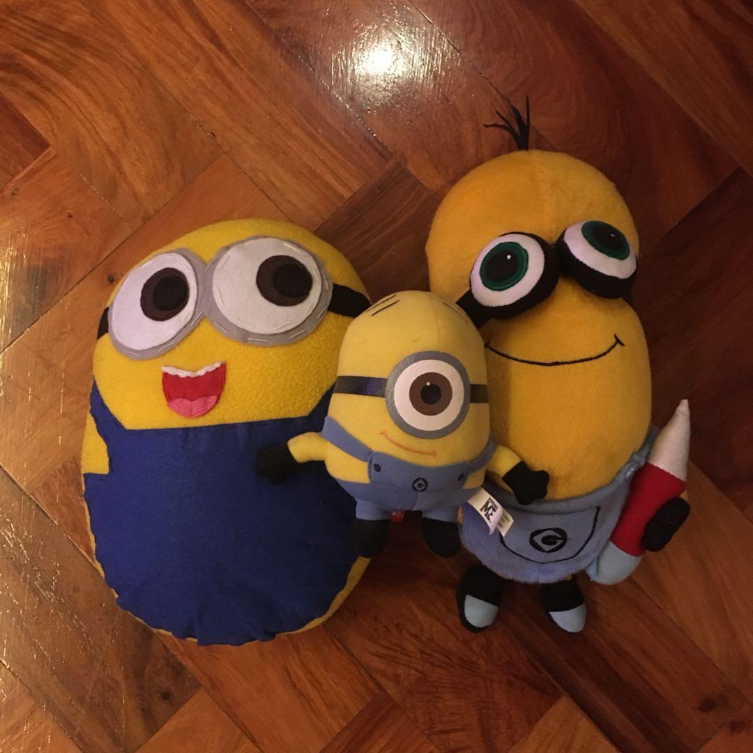 Minions Stuffed Toys