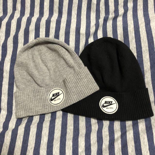 NIKE 毛帽