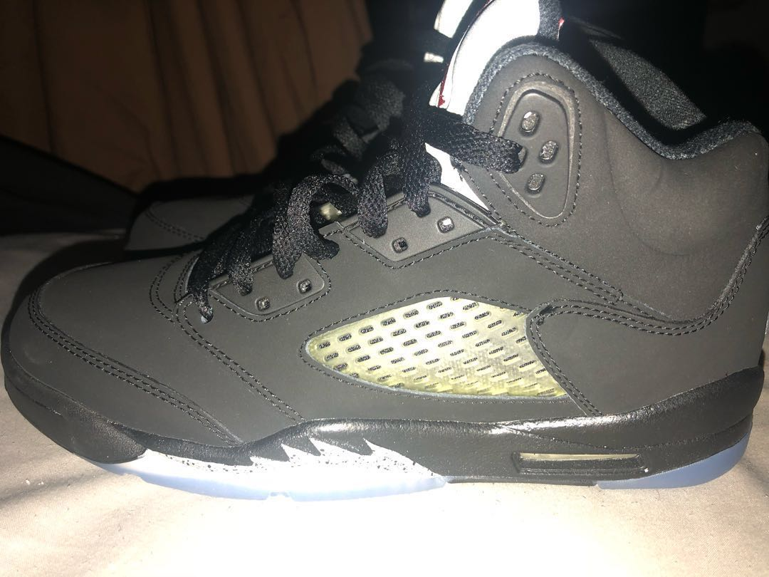 Nike Air Jordan Retro V 5 Metallic