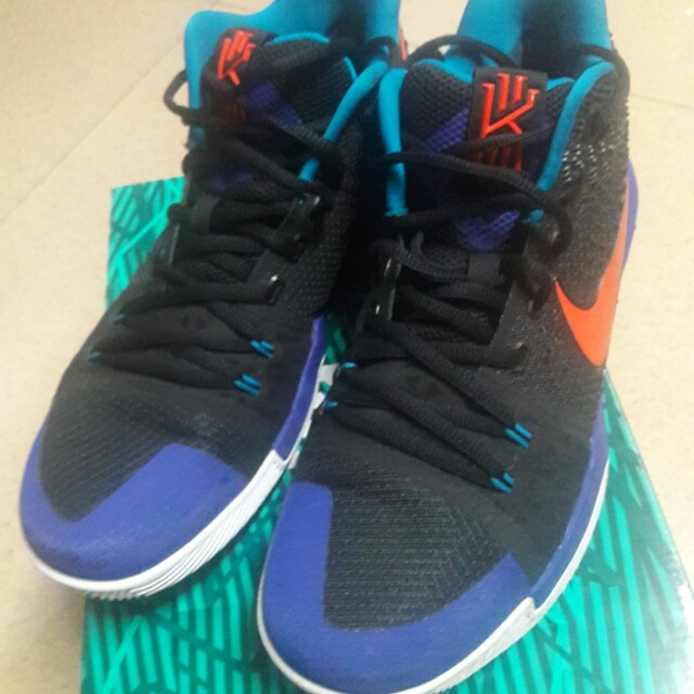 on sale d948b c300e Nike kyrie 3 kyrache for sale no swap on Carousell